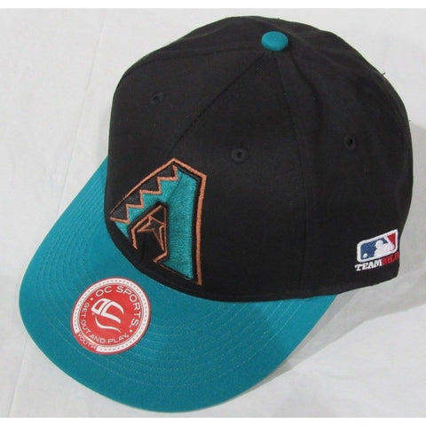MLB Arizona Diamondbacks Youth Cap Cooperstown Raised Replica Cotton Twill Hat