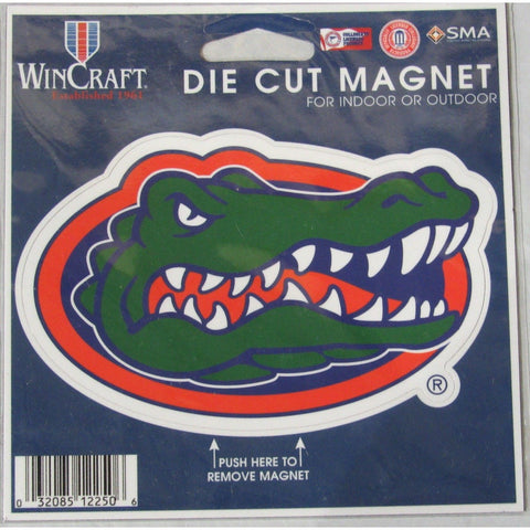 NCAA Florida Gators NEW Logo 4 inch Auto Magnet by WinCraft