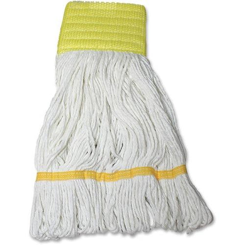 Layflat from Impact Mop Head Natural Blend Tailband Small L166SM