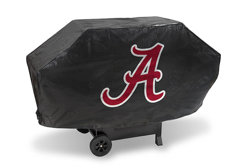 NCAA Alabama Crimson Tide 68 Inch Deluxe Vinyl Padded Grill Cover by Rico Industries