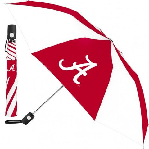 NCAA Travel Umbrella Alabama Crimson Tide By McArthur For Windcraft