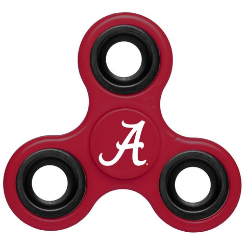 NCAA Alabama Crimson Tide 3-Way Fidget Spinner By Forever Collectibles