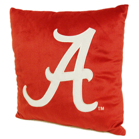 "NCAA Alabama Crimson Tide 16"" by 16"" Throw Pillow"