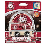 NCAA Real Wood Toy Train by MasterPieces Puzzle Co.
