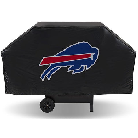 NFL Buffalo Bills 68 Inch Vinyl Economy Gas / Charcoal Grill Cover