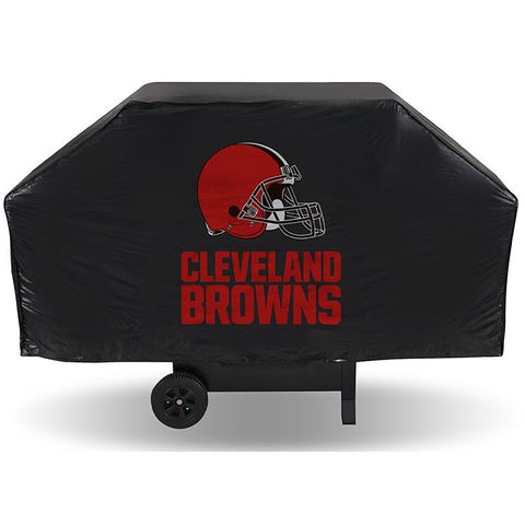 NFL Cleveland Browns 68 Inch Vinyl Economy Gas / Charcoal Grill Cover