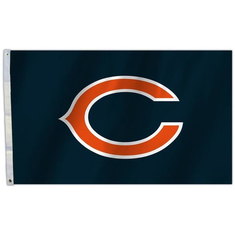 NFL 3' x 5' Team All Pro Logo Flag Chicago Bears by Fremont Die
