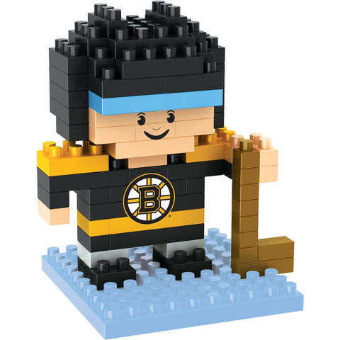 NHL Boston Bruins Team Player BRXLZ 3-D Puzzle 85 Pieces