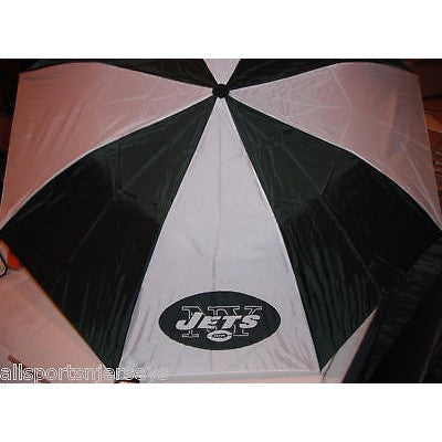 NFL Travel Umbrella New York Jets By McArthur For Windcraft