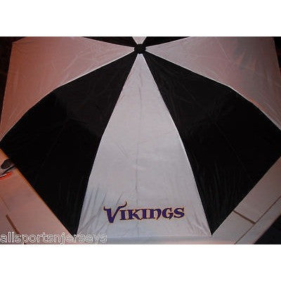 NFL Travel Umbrella Minnesota Vikings By McArthur For Windcraft