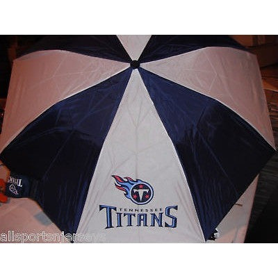 NFL Travel Umbrella Tennessee Titans By McArthur For Windcraft