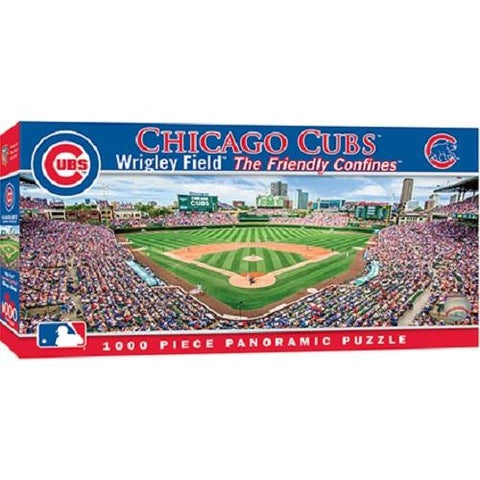 f9e4a18c MLB Panoramic 1000 pc Jigsaw Puzzle by Masterpieces Puzzles Co Choose Team