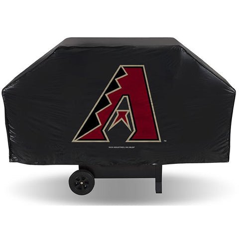 MLB Arizona Diamondbacks 68 Inch Vinyl Economy Gas / Charcoal Grill Cover