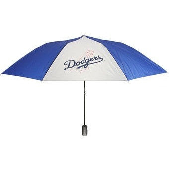 MLB Travel Umbrella Los Angeles Dodgers 4 Logos By McArthur For Windcraft