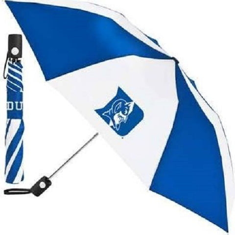NCAA Travel Umbrella Duke Blue Devils By McArthur For Windcraft