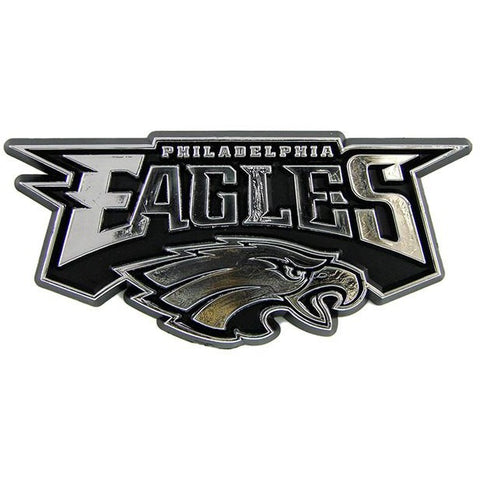 NFL Philadelphia Eagles 3-D Auto Team Chrome Emblem Team ProMark
