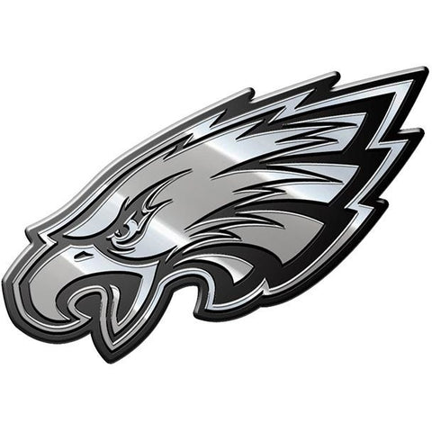 NFL Philadelphia Eagles 3-D Chrome Heavy Metal Emblem By Team ProMark