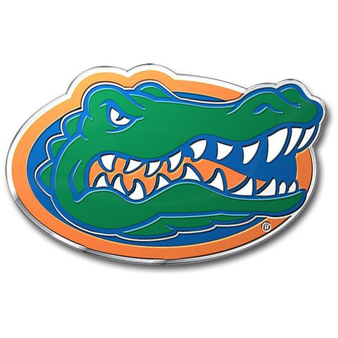 NCAA Florida Gators 3-D Color Logo Auto Emblem By Team ProMark