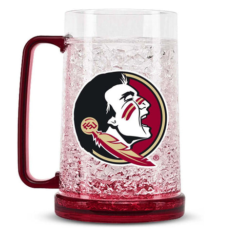 NCAA Florida State Seminoles 16oz Crystal Freezer Mug by Duck House