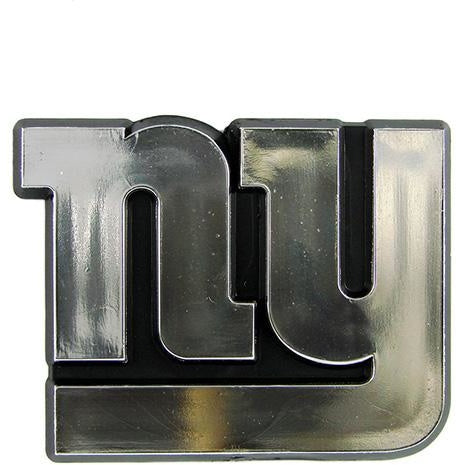 NFL New York Giants 3-D Auto Team Chrome Emblem Team ProMark