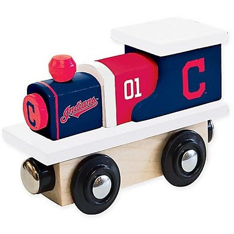 MLB Real Wood Toy Train by MasterPieces Puzzle Co.