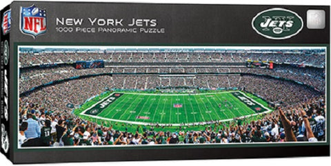 NFL New York Jets 1000pc Puzzle by Masterpieces Puzzles