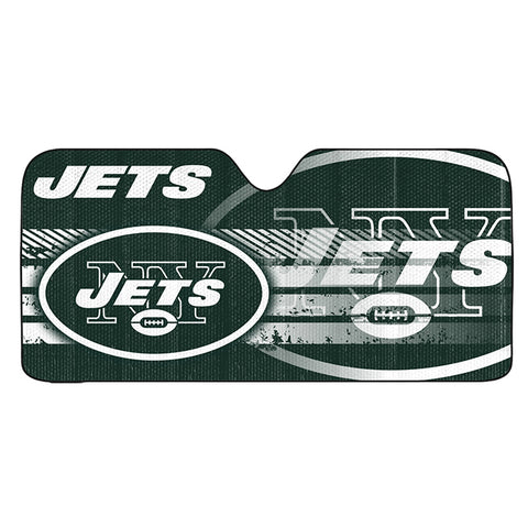 NFL New York Jets Automotive Sun Shade Universal Size by Team ProMark