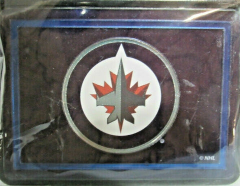 NHL Winnipeg Jets Laser Cut Trailer Hitch Cap Cover by WinCraft