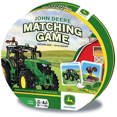 John Deere Matching Game Masterpieces Puzzles Co.