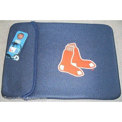 "MLB Boston Red Sox Laptop Case/ Sleeve 13-15"" by Team ProMark"