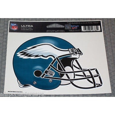 NFL Philadelphia Eagles 4 Inch Ultra Decal by WiNDCRAFT