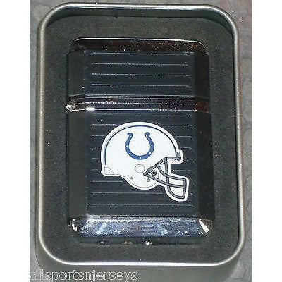 NFL Indianapolis Colts Refillable Butane Lighter w/Gift Box by FSO