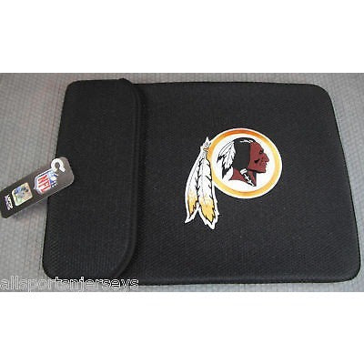 "NFL Washington Redskins Laptop Case/ Sleeve 13-15"" by Team ProMark"