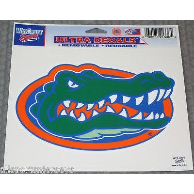 NCAA Florida Gators 4 Inch Ultra Decal by WiNDCRAFT