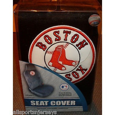 MLB Boston Red Sox Car Seat Cover by Fremont Die