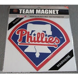 MLB Philadelphia Phillies Logo on 12 inch Auto Magnet