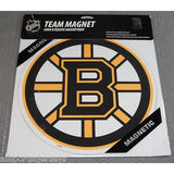 NHL 12 INCH AUTO MAGNET BOSTON BRUINS LOGO