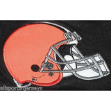 NFL Cleveland Browns Headrest Cover Embroidered Logo Set of 2 by Team ProMark