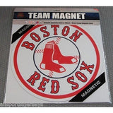 MLB Boston Red Sox Alt. Logo on 12 inch Auto Magnet
