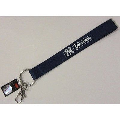 MLB New York Yankees Wristlet Keychain Lanyard AMINCO