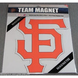 MLB San Francisco Giants Logo on 12 inch Auto Magnet