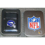 NFL Minnesota Vikings Refillable Butane Lighter w/Gift Box by FSO