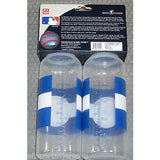 MLB Los Angeles Dodgers 9 fl oz Baby Bottle 2 Pack by baby fanatic