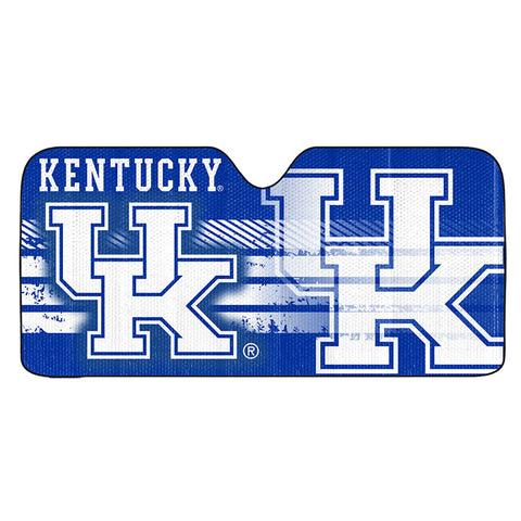 NCAA Kentucky Wildcats Automotive Sun Shade Universal Size Team ProMark