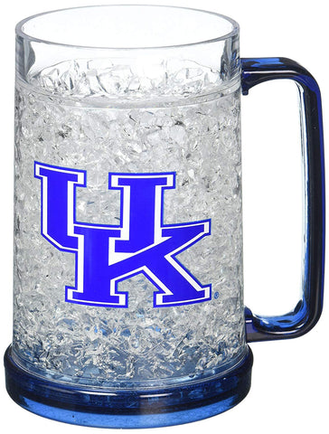 NCAA Kentucky Wildcats 16oz Crystal Freezer Mug by Duck House