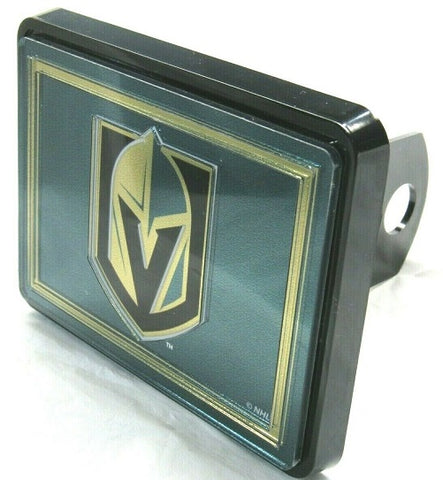 NHL Las Vegas Golden Knights Laser Cut Trailer Hitch Cap Cover by WinCraft