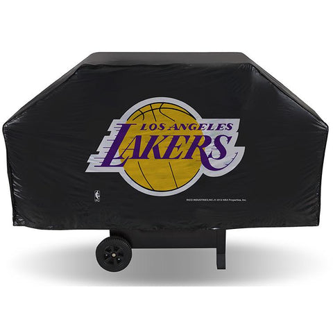 NBA Los Angeles Lakers 68 Inch Vinyl Economy Gas / Charcoal Grill Cover