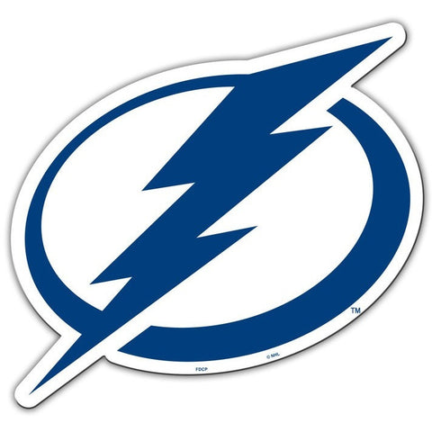 NHL 12 INCH AUTO MAGNET TAMPA BAY LIGHTNING LOGO