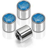 Chrome Tire NFL Valve Stem Caps by WinCraft