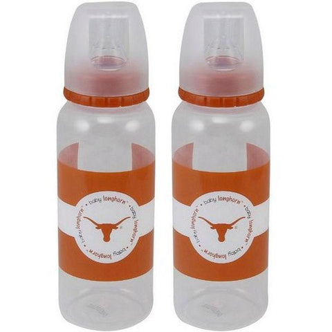 NCAA 2-Pack 9 oz Baby Bottle Set by Baby Fanatic